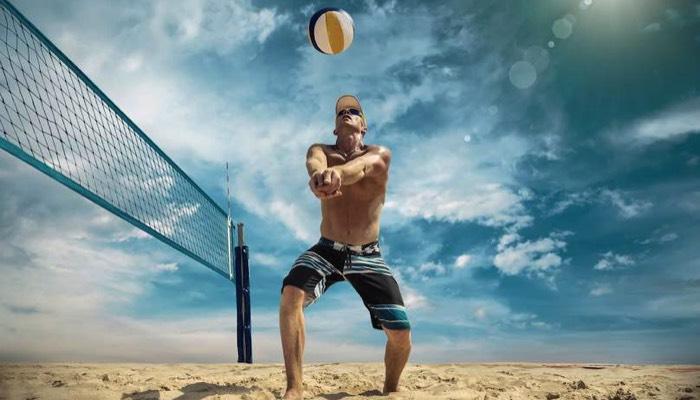 Volleyball Schulterbandagen